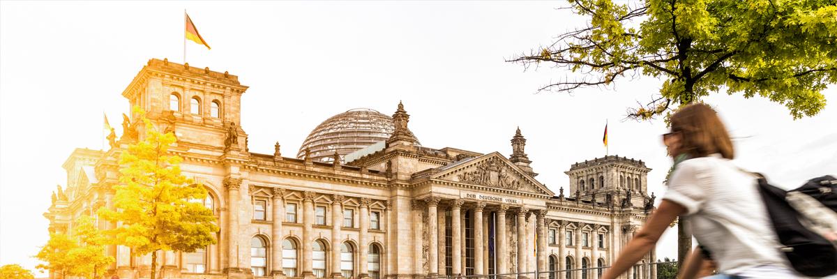 Reichstag Berlin Mitte Immobilien